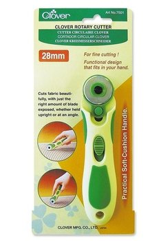 Clover Cutter rotatif 28mm