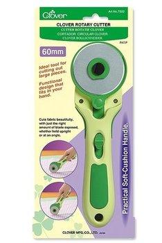 Clover Cutter rotatif 60mm