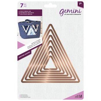 Matrices Nidification Triangles - Gemini