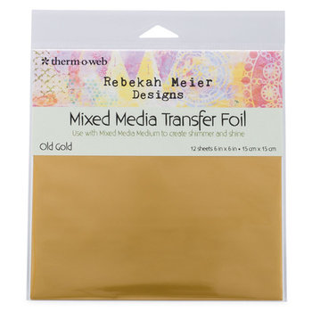 Old Gold - Rebekah Meier Designs Transfer foil