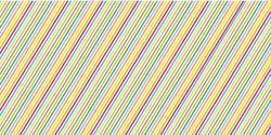 Multi Stripes - Vinyle Déco - DCWV