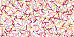 Confetti - Vinyle Déco - DCWV