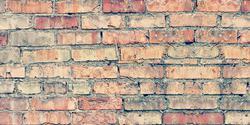 Red Brick - Vinyle Déco - DCWV