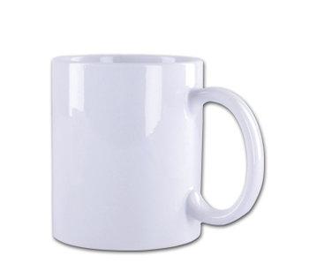80mm/11oz Mug Blanc