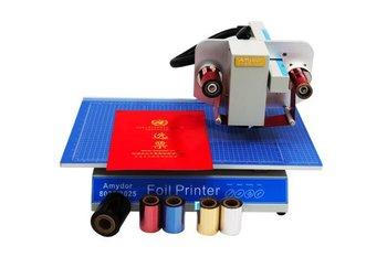Imprimante numérique Hot Foil Flatbed AMD8025