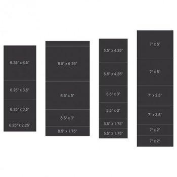 Pocket and Flipfold Inserts B - Black