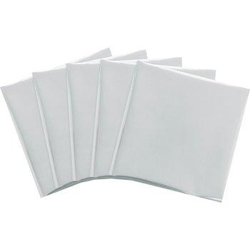 Foil Quill Silver Swan Feuilles de Foil 30cm x 30cm - We R Memory Keepers