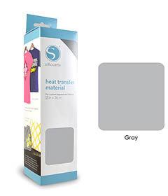 Gris - Flex Transfert Textile SILHOUETTE