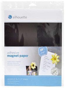 Papier Magnétique Adhésif SILHOUETTE