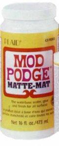 Mod Podge Mat